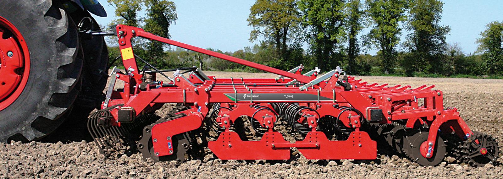 Course Image Entretien et réparation de systèmes de préparation de sols, de production et de traitement de cultures