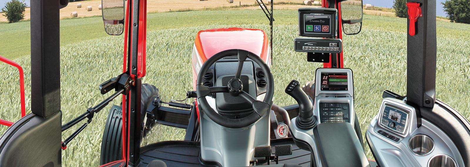 Course Image Conduite de tracteur